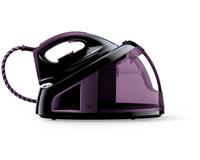 Philips GC 7715 / 80 FastCare gludināšanas sistēma (melns ar violetu)