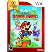 Nintendo Wii Super Paper Mario -