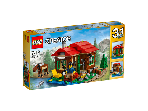 LEGO Lakeside Lodge  31048 LEGO konstruktors