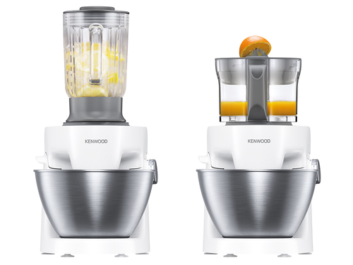 KENWOOD KHH326WH Food Processor Virtuves kombains