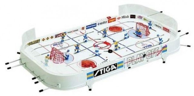STIGA ''Sarauj '' hokejs(ST1143) galda spēle
