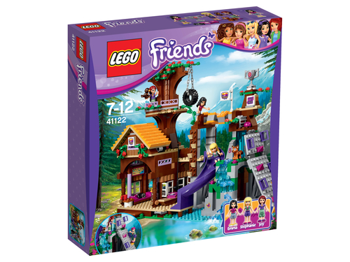 LEGO Adventure Camp Tree House  41122 LEGO konstruktors