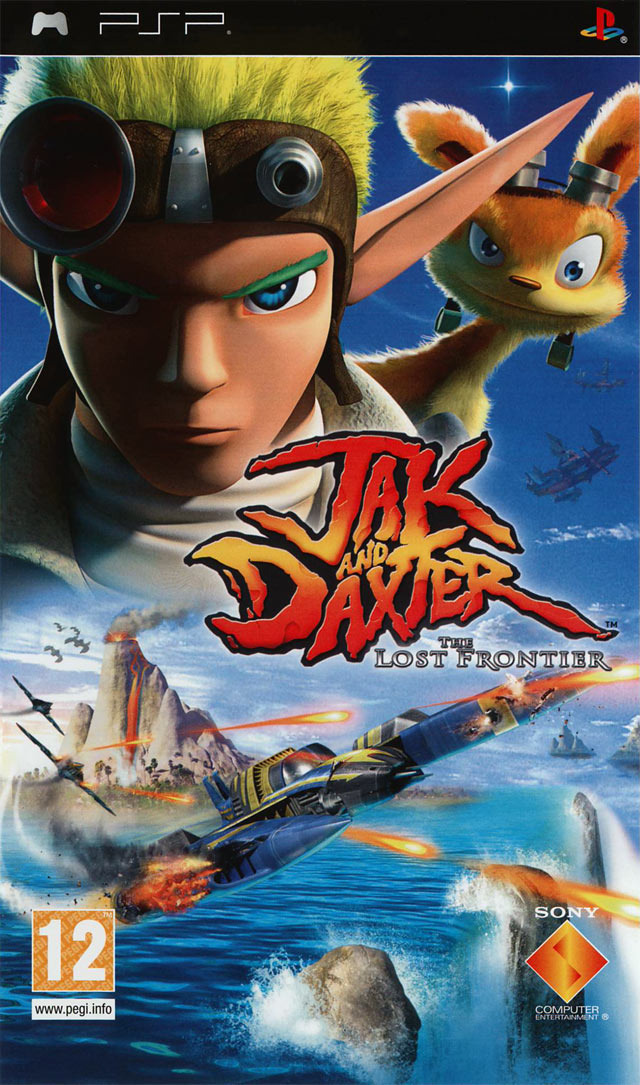 SONY PSP Jak & Daxter Lost Frontier