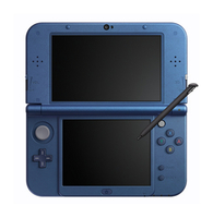 Nintendo 3DS XL HW metallic blue
