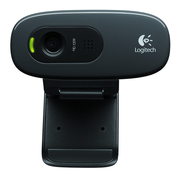 Logitech C270 HD Webcam web kamera
