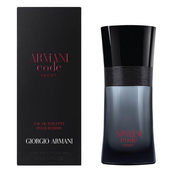 Giorgio Armani Code Sport 50ml Vīriešu Smaržas