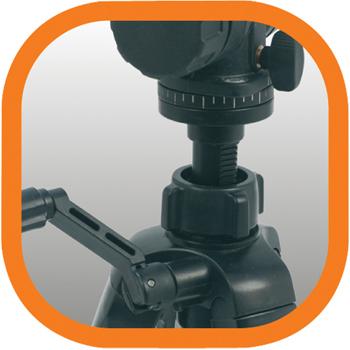 Camlink CML-CL-TPPRE23 Alumīnija statīvs foto/video kamerām statīvs