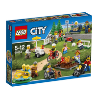 LEGO City 60134 Fun in the park City People Pack LEGO konstruktors