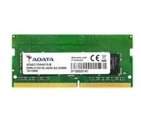 Adata 8 GB, DDR4, 260-pin SO-DIMM, 2133 MHz