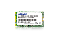 A-Data ADATA Premier SP600 128 GB, SSD form factor M.2, SSD interface M.2, Write speed 170 MB / s, Read speed 550 MB / s (ASP600NS34-128GM-C)