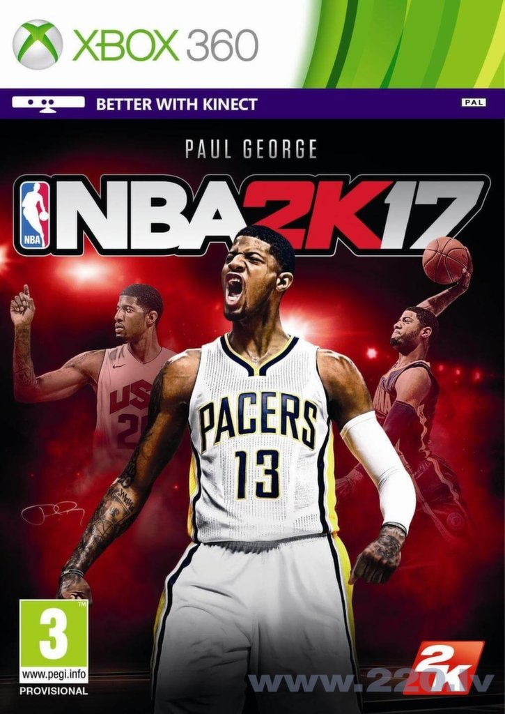 NBA 2K17 Early Tip-Off Edition XB360