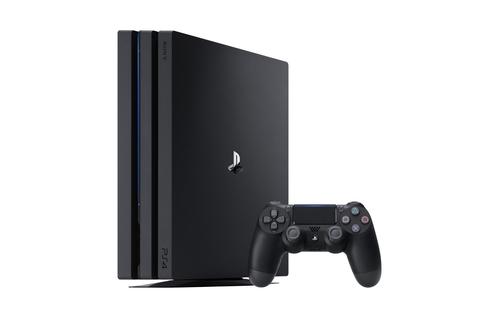 Sony Playstation 4 Pro 1TB (PS4 PRO 1TB)  A Chassis Black/EAS spēļu konsole