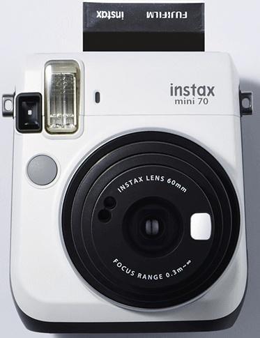 Fujifilm Instax Mini 70 Neo White