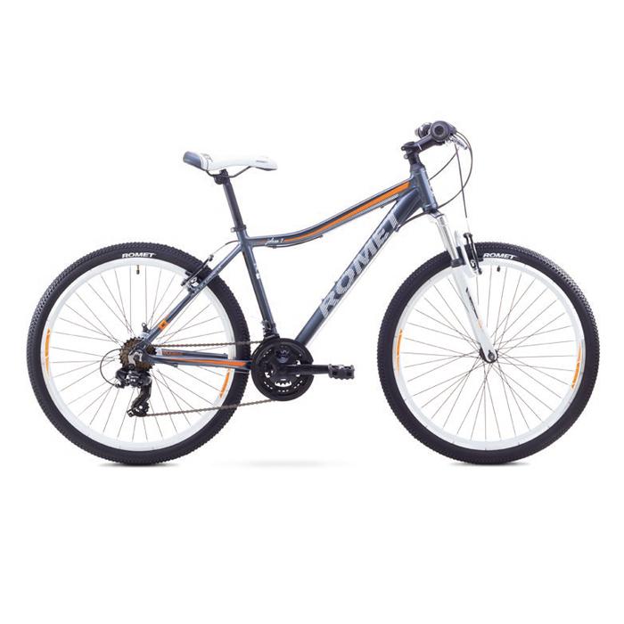 ROMET JOLENE 26 1 MTB 19-L R26 GRAFĪTS kalnu velosipēds MTB