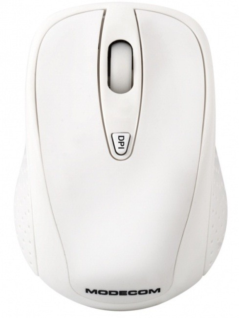 Modecom WM4 Wireless Optical Mouse White