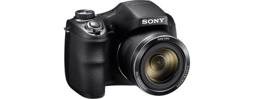 Sony DSC H300B Black Digitālā kamera