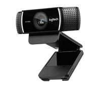 Logitech  C922 Pro Stream Webcam - USB - EMEA web kamera