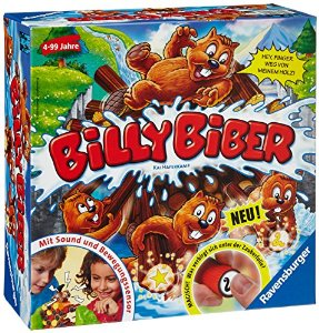RAVENSBURG 3D Bebris Billy(R21951) galda spēle