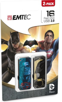 Emtec flashdrive 16GB USB2.0 M700 Super Heroes P2|15MB / 5MB / s|
