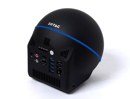ZOTAC ZBOX SPHERE OI520, i5-4200U, DDR3L-1600