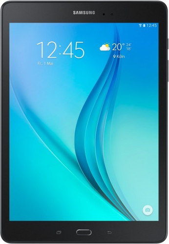 Samsung Galaxy Tab A 9.7 T550 16GB WiFi Black Planšetdators