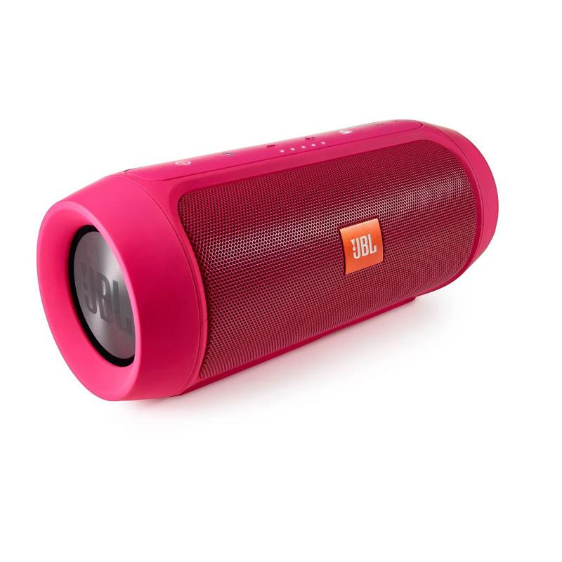 JBL Charge 2+ Bluetooth Rozā datoru skaļruņi