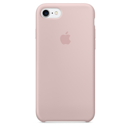 Apple MMX12ZM / A iPhone 7 Silicone Case Pink Sand