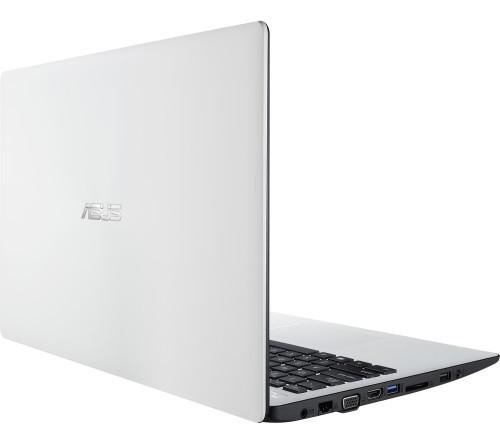 """ASUS X553SA 15.6""""/N3050/4GB/128GB SSD/White Portatīvais dators"""