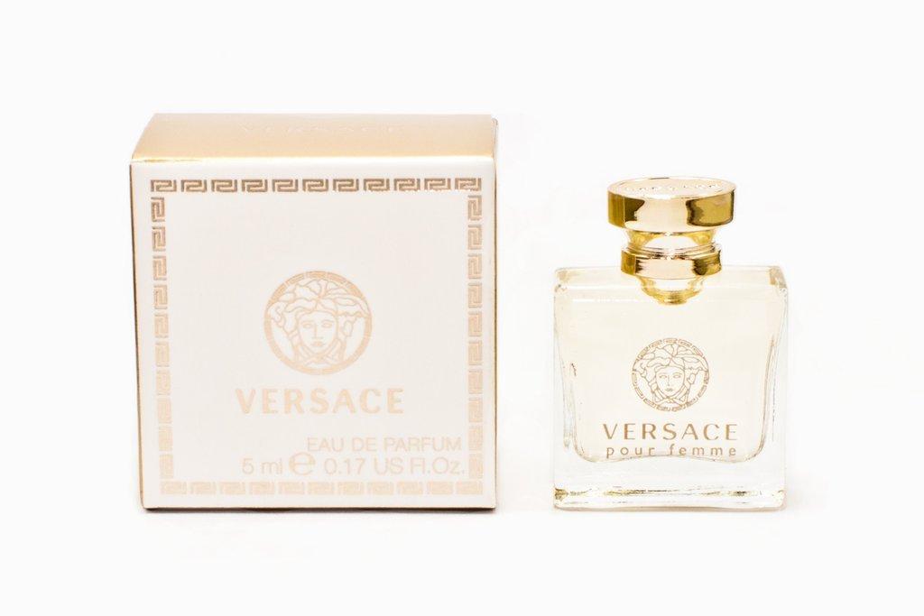 Versace Eau De Parfum 5ml Smaržas sievietēm