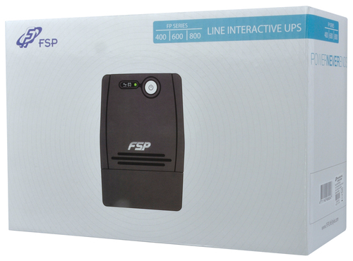 Fortron FSP Line Interactive UPS FP-400 UPS aksesuāri