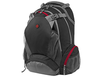 Mugursoma Hewlett-Packard 17.3 Full Featured Backpack (F8T76AA ABB) portatīvo datoru soma, apvalks
