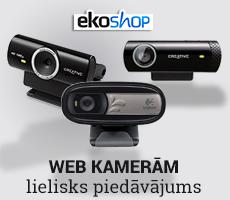 Web kameras
