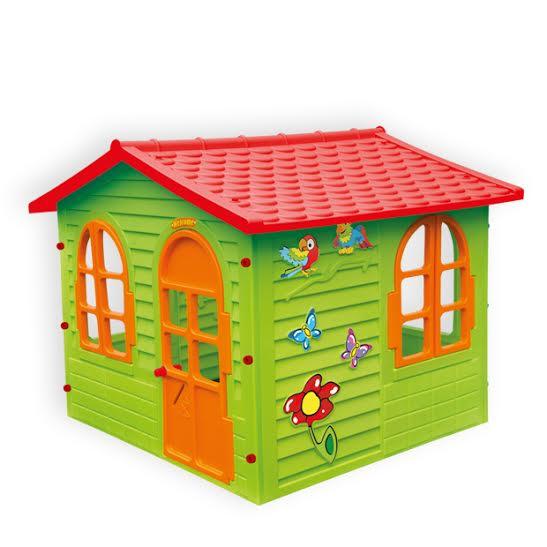 Rotaļlietas, Spēles Rotaļu mājas un slidkalniņi