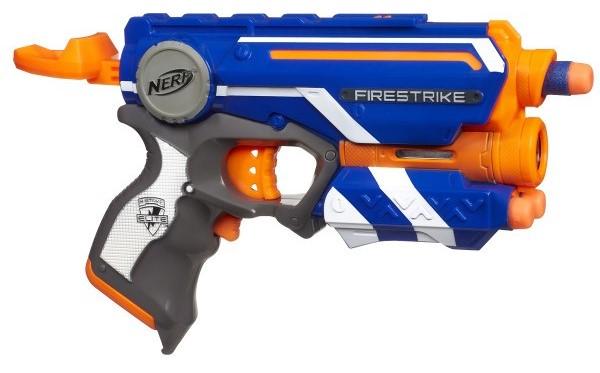 Rotaļlietas, Spēles Rotaļu ieroči