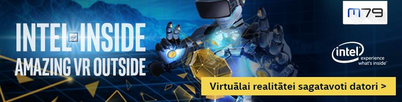 Esi gatavs virtuālai realitātei