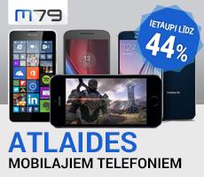 Mobilie telefoni
