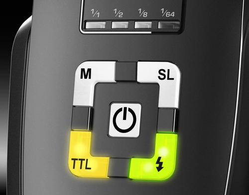 Metz 44 AF-1 digital for Nikon zibspuldze