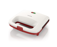 PHILIPS HD2392/40 White/Red Tosteris