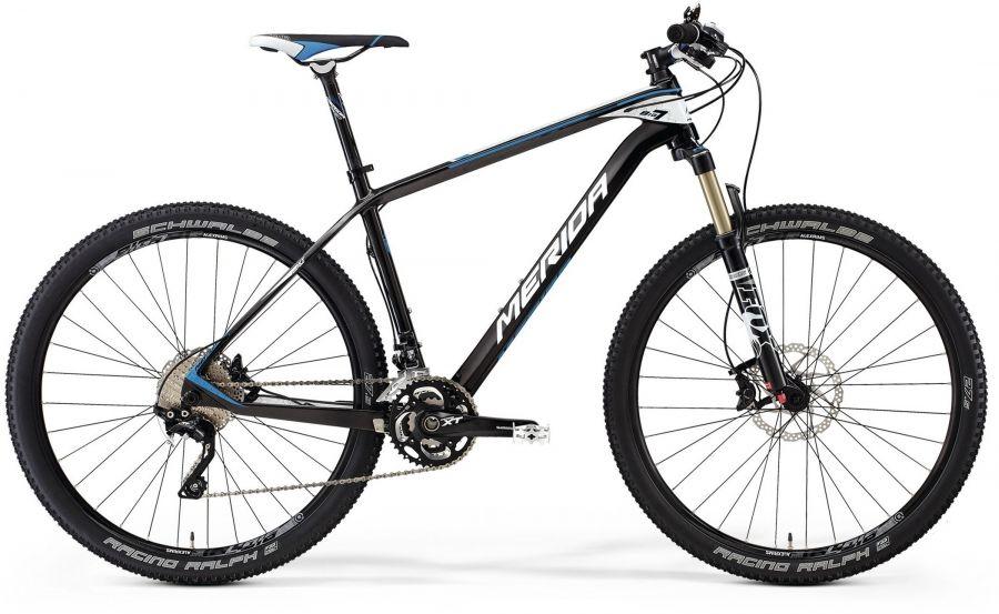 """Big Seven CF XT Edition 27,5"""" kalnu velosipēds kalnu velosipēds 27,5"""" MTB"""