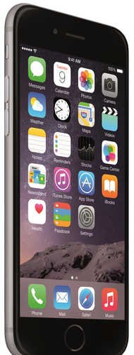 Apple iPhone 6 16GB Space Grey Mobilais Telefons