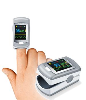 Beurer PO 80 asinsspiediena mērītājs