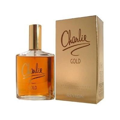 Revlon Charlie Gold 100ml Smaržas sievietēm