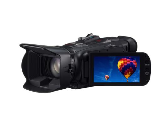 Canon Legria HF G30 3.09Mpix 20x 64GB Black Video Kameras