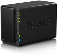 Synology DS214 serveris