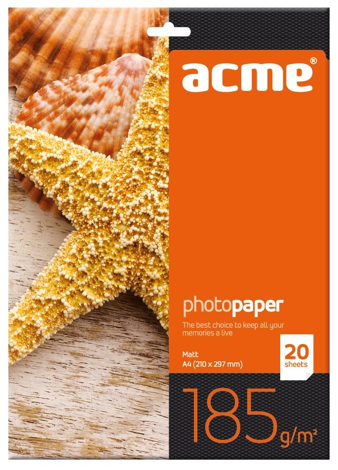 ACME A4185G20MT foto papīrs