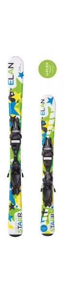 Starr QT EL 4.5 Slaloma slēpes