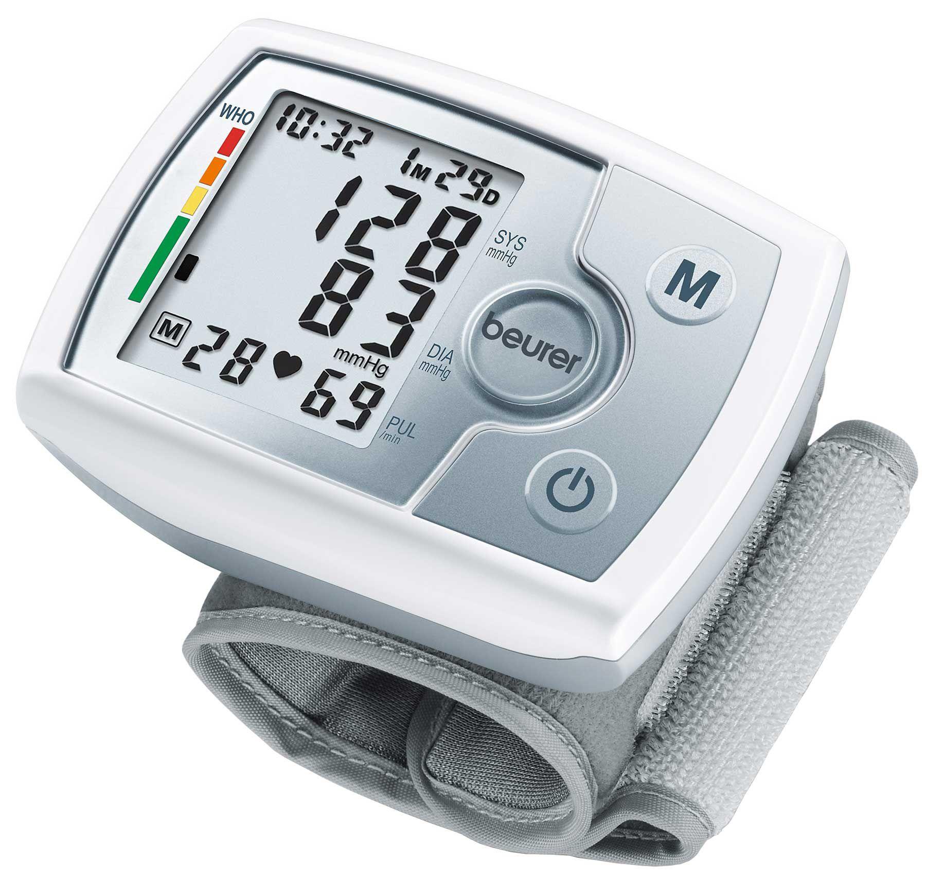 Beurer BC 31 asinsspiediena mērītājs