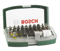 Bosch 32 pcs Screwdriver Bit Set Elektroinstruments