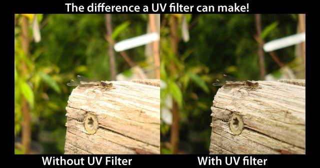 Camlink CML-CL-46UV UV filtrs noņem dūmakainību ainav s un U UV Filtrs