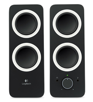 Logitech Z200 Multimedia Speakers Black datoru skaļruņi